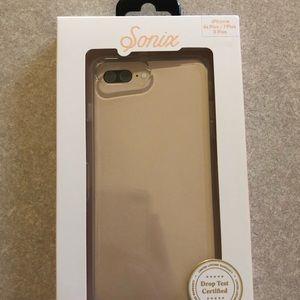 Sonix CLEAR iPhone 6s plus / 7 plus / 8 plus case